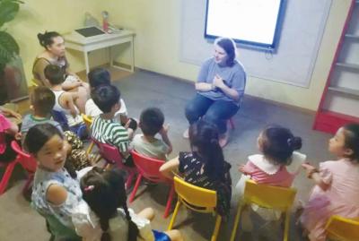 周末帶孩子去濟寧科技館吧 語言思維訓練10日舉行