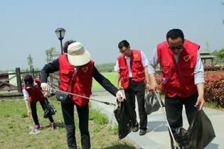 济宁生态环保志愿者团队招募环保志愿者