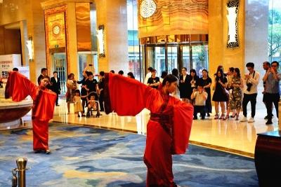 """孔子?#19990;?#36208;进广州文化旅游推广周,再次开启""""全视角""""营销"""
