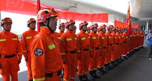 国家今年再次招录两万余名消防员