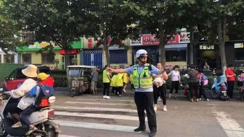 """济宁高新交警发布2019年中秋节""""两公布一提示"""""""