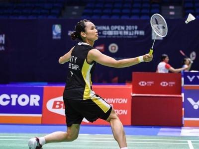中国羽毛球公开赛中国队提前锁定混双冠军