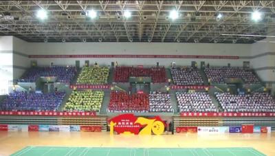濟寧市第十五屆運動會開幕 4000多名運動員參賽