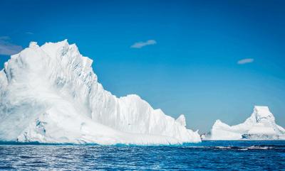 """三个月后 他们将一路南下""""为南极画地图"""""""