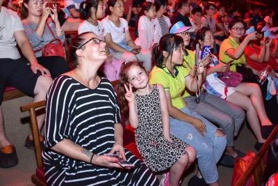 大型礼乐盛典《金声玉振》,带孩子们领略中华传统文化的独特魅力