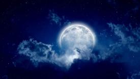 《藍月亮》