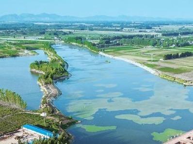 一路串联7县区 泗河综合开发道路冲刺跑