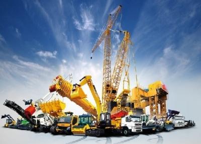 """高新区一企业被评为""""中国工程机械专业化制造50强"""""""