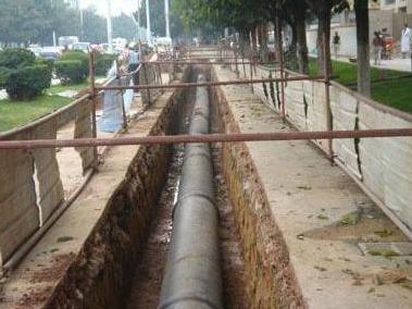 供水管网项目招标 经开区这俩乡镇供水城乡一体化