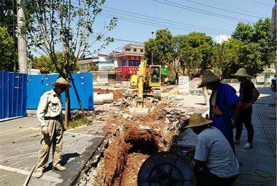 余额宝消费红包任城区35个村将于11月完成村内水路管网改造
