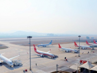 济宁曲阜机场2019旅客吞吐量突破百万人次 24个城市任你飞