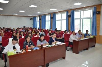 太白湖新区举行2019年度省市级教育科学规划课题研讨活动
