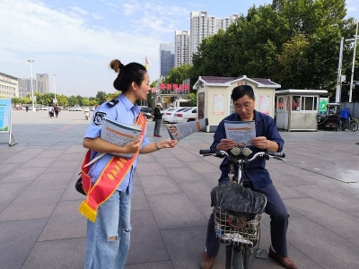 """济宁公交集团启动""""公交出行宣传周"""" 市民签名许诺绿色出行"""