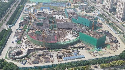 济宁市立医院预计2019年末完成主体封顶