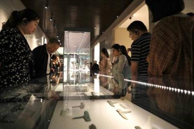 孔子博物馆让世界更加了解孔子 70万件孔府珍藏与您面对面