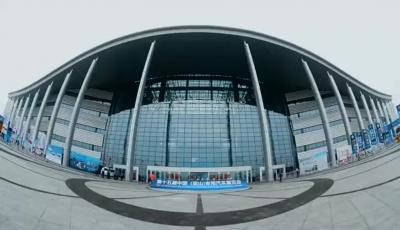 第十五届中国专用汽车展览会今天在济宁梁山举行