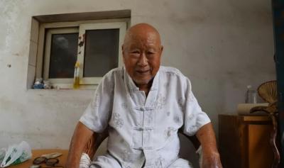 扛过枪、打过仗、两次负伤,他是金乡95岁抗战老兵赵洪堂