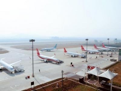 """济宁曲阜机场推出""""通程航班""""  重庆中转就能飞清迈、悉尼啦"""