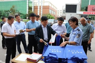 加強警示教育提高抵御能力 濟寧市反邪教宣傳走進楊村煤礦