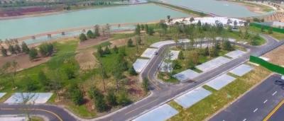 鸿广河预计明年6月全面建成