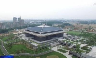 孔子博物馆开馆 馆藏文物70万件