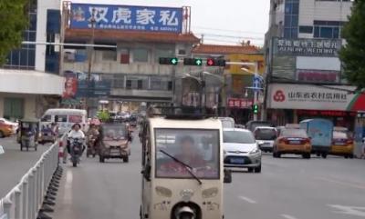 """注意啦!12月1日起,嘉祥城區全面禁行""""三小車輛"""""""