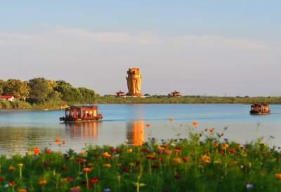贊!微山湖、太白湖分別入選2019年中國十大休閑湖泊