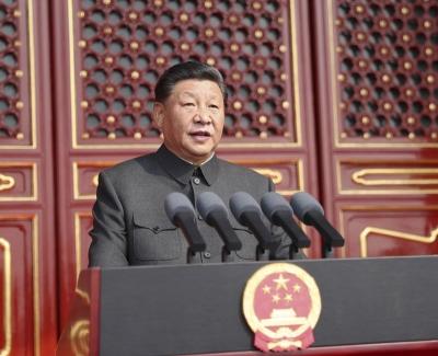 中国的明天必将更加美好——习近平总书记在庆祝中华人民共和国成立70周年大会上的重要讲话在广大知识分子和青年学生中引起热烈反响