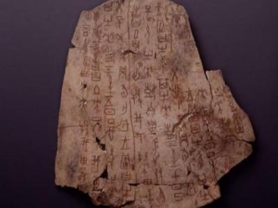 习近平致信祝贺甲骨文发现和研究120周年