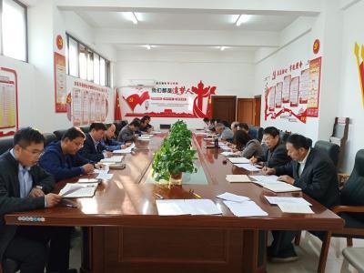 """济宁市北湖中学党支部开展""""四个党员先锋岗""""争创活动"""