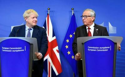 """欧盟与英国达成""""脱欧""""协议!僵局""""活""""了?"""