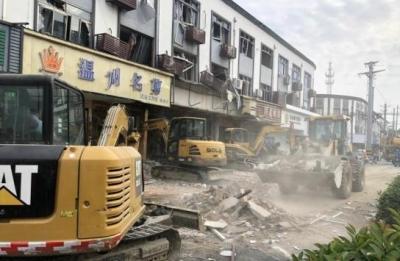 無錫錫山區一小吃店發生燃氣爆炸 造成9死10傷