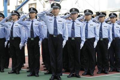 嘉祥縣公安局招聘特警輔助人員 高中以上學曆均可報名