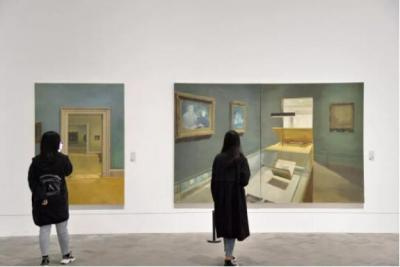 从一个美术馆认识一座城 济宁美术馆邀您参观