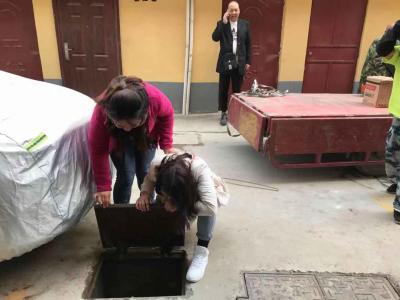 阜桥街道枣店阁社区:网格小故事 真情传万家
