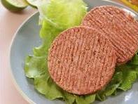 人造肉饼价格是猪肉6倍!网友:不如直接买肉吃