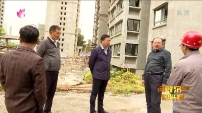 问政济宁回头看|节目播出有回应  延迟房屋正在建设