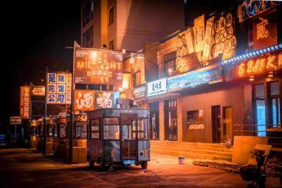 夜食!济宁夜间美食新街区即将开幕