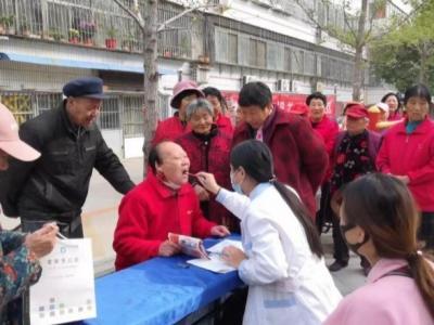 義診、理發...志愿者奉獻愛心 助力和諧社區