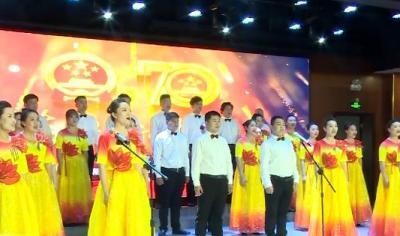 """兗州區舉辦""""清廉兗州""""文化匯演  展望美好新時代"""