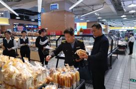 濟寧開展放心肉菜超市公開評價 創建省級食品安全市