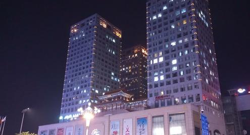 濟寧夜經濟進行時 太白湖新區將打造四個大型商圈
