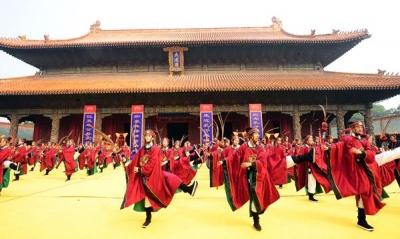 山东国际节庆活动Top4!我第一个想到:孔子文化节