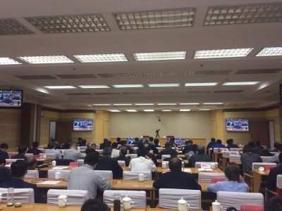 濟寧市關工委召開傳承紅色基因教育會議 全市已有244個紅色基因教育基地