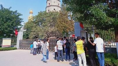 國慶假期兗州博物館精彩紛呈 文化韻味十足