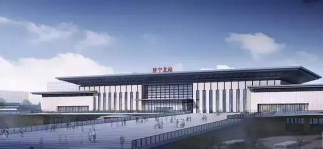 魯南高鐵濟寧北站、兗州南站、嘉祥北站長啥樣?高清大圖曝光