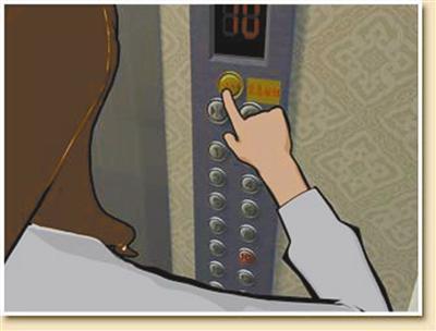 乘電梯,這些行為很危險!