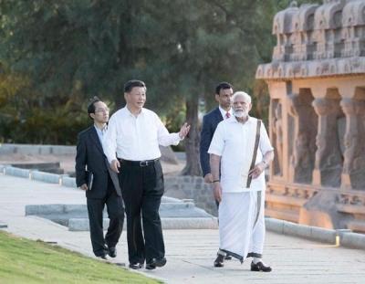 道阻且长,行则将至——习近平主席赴印度出席中印领导人第二次非正式会晤并对尼泊尔进行国事访问综述