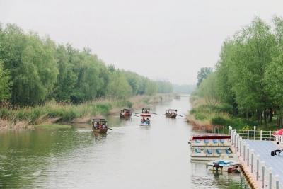 国庆假期第三天 太白湖景区游客量持续攀升