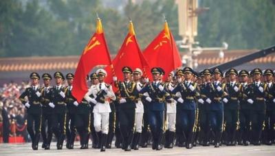 沒有任何力量能夠阻擋中國人民和中華民族的前進步伐